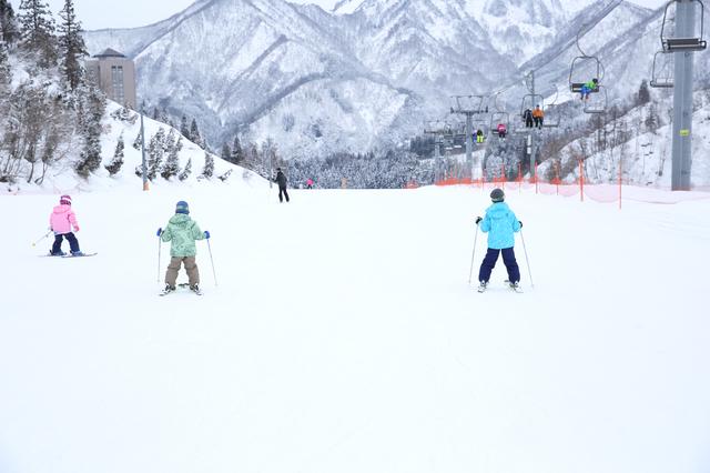 スキー合宿へのツアーナース参加
